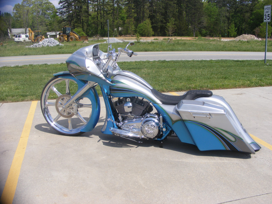 South Dakota Cvo Road Glide Custom Cycles Ltd
