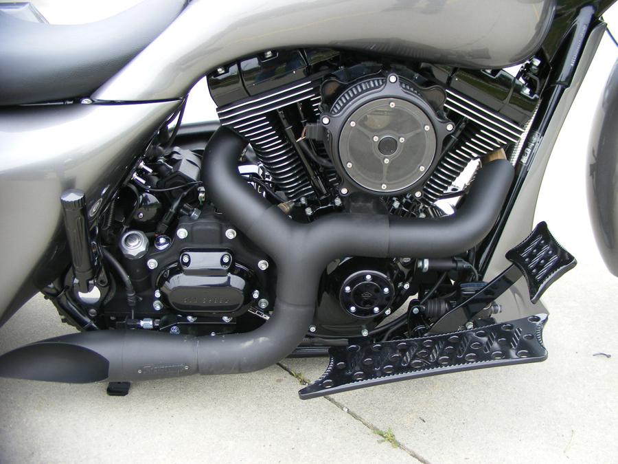 Jason S 26 Quot Street Glide Custom Cycles Ltd