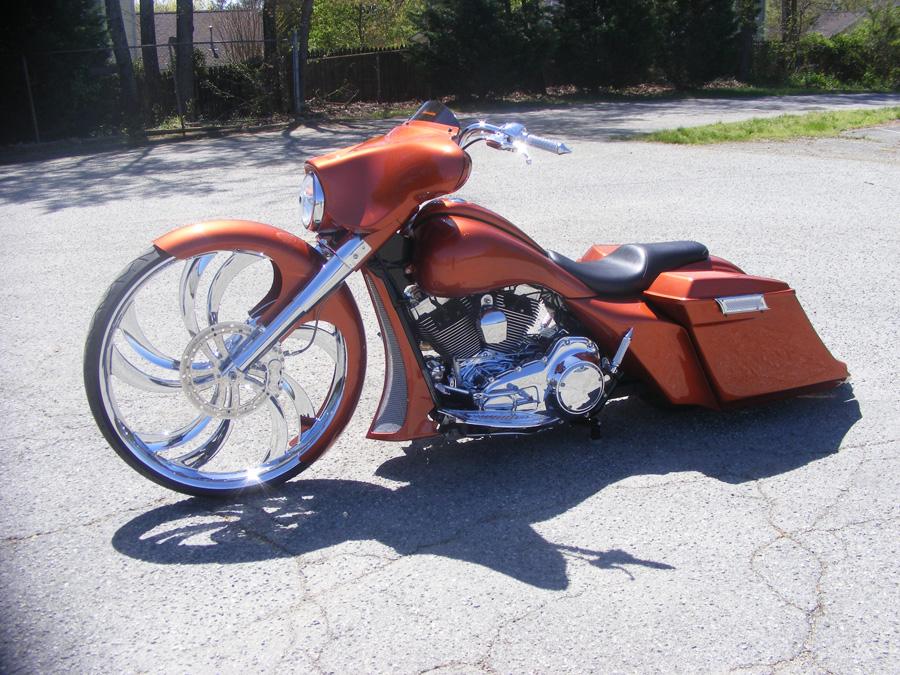 GA Burnt Orange 32