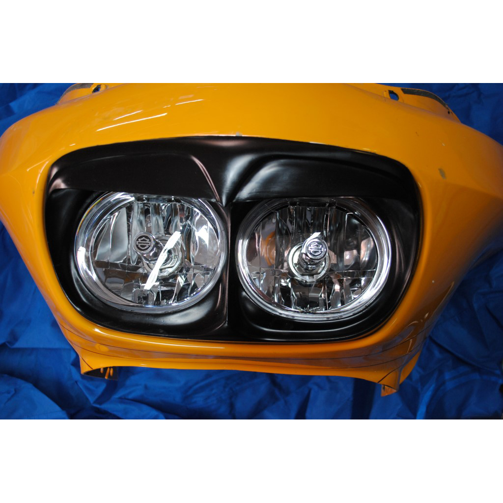 road glide headlight bezels