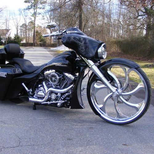 roxxy 7 wheel on bike