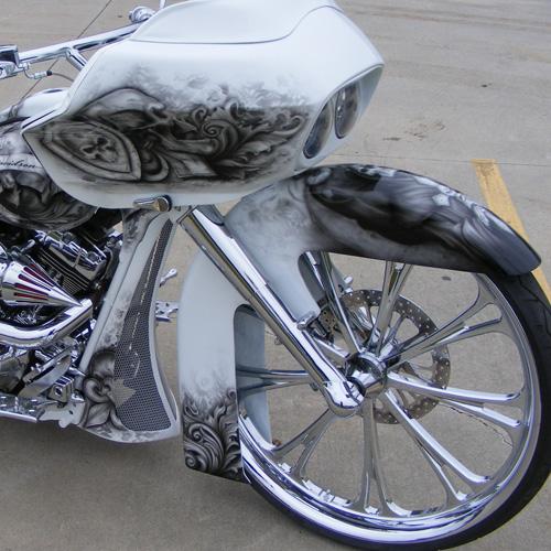 Dallas Front Wheel