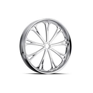 Dallas Chrome Front Wheel