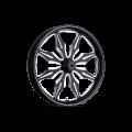 Flathead front wheel