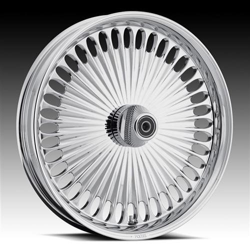 Imperial Chrome Front Wheel
