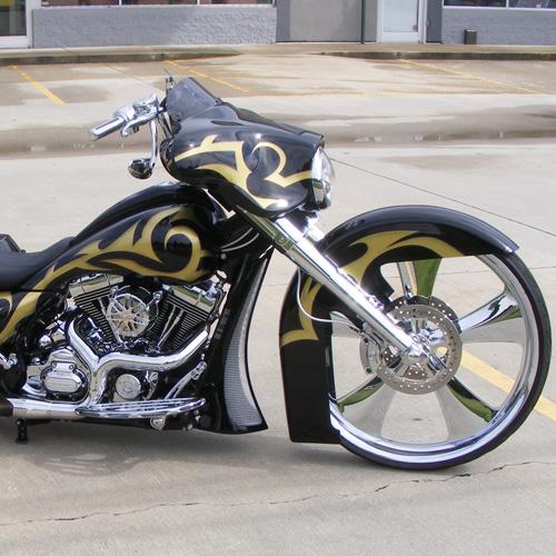 Nitorus II bike