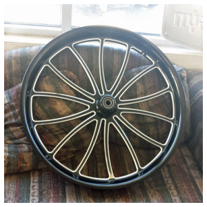 Shield Front Wheel