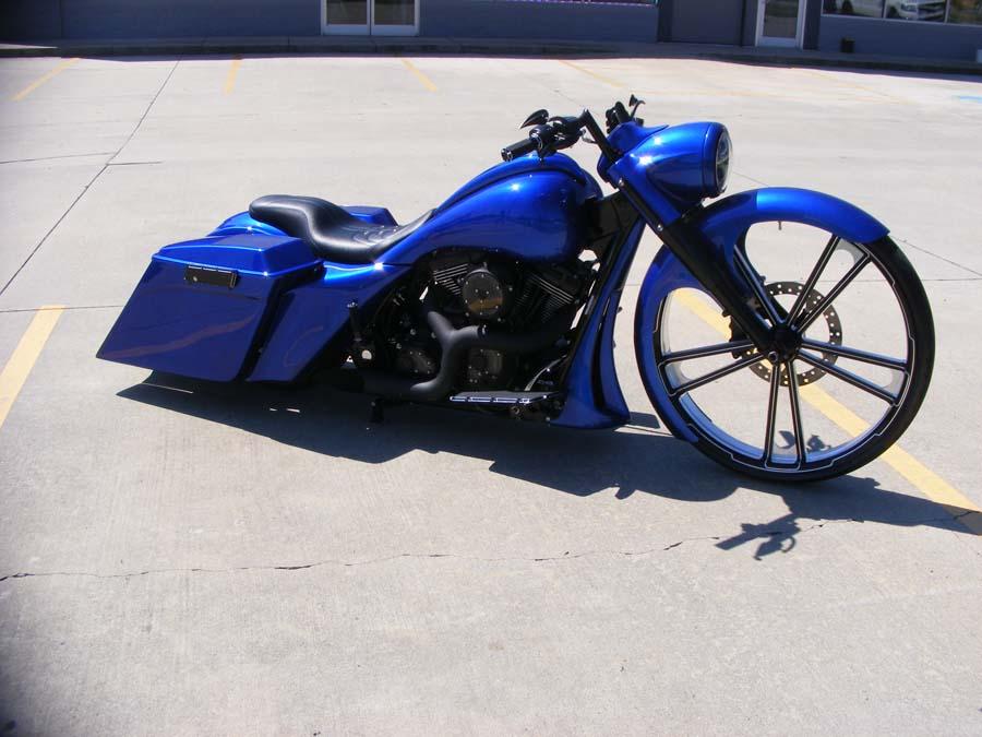 Florida 30 Quot Road King Custom Cycles Ltd