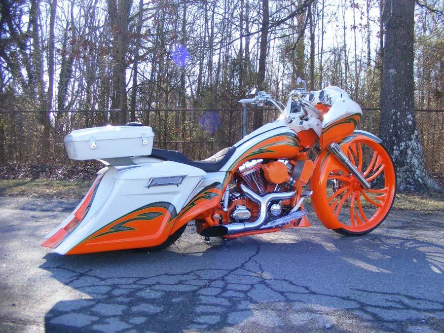 Tim S Cvo 30 Quot Road Glide Custom Cycles Ltd